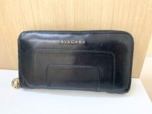 ブルガリというブランドの財布