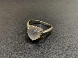 プラチナ製の指輪