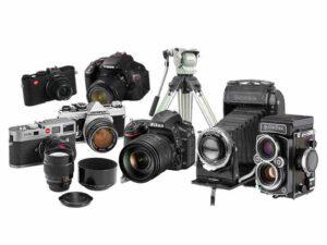 ブランド品&金・プラチナ買取マートのカメラとレンズの参考画像