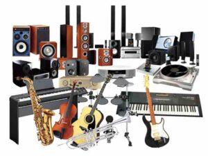 ブランド品&金・プラチナ買取マートの楽器とオーディオの画像