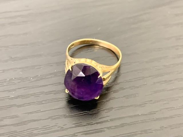 ブランド品&金・プラチナ買取マート豊田青木店で買取した18金製のリング