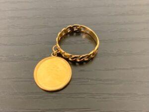 ブランド品&金・プラチナ買取マート豊田青木店で買取した18金のリング