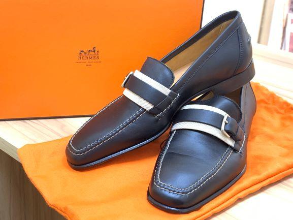 ブランド品&金・プラチナ買取マート岡崎店で買取したエルメスの靴
