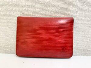 ブランド品&金・プラチナ買取マート豊田青木店で買取したルイヴィトンのパスケース
