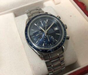 ブランド品&金・プラチナ買取マート豊明店で買取をしたブランド腕時計のオメガ(OMEGA)スピードマスターデイト3212.80