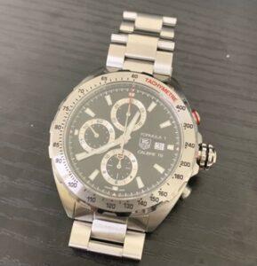ブランド品&金・プラチナ買取マート豊田青木店で買取したタグホイヤーの腕時計