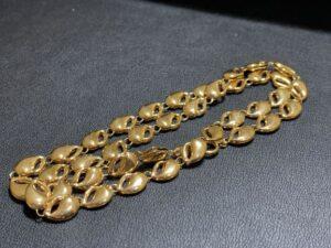 ブランド品&金・プラチナ買取マート豊田ギャザ店で買取した貴金属18金製ネックレス