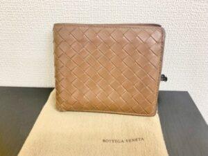 ブランド品&金・プラチナ買取マート豊田青木店で買取したボッテガの財布