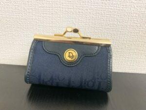 ブランド品&金・プラチナ買取マート豊田青木店で買取したディオールのがま口財布