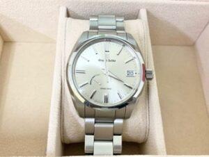 ブランド品&金・プラチナ買取マート豊田青木店で買取したグランドセイコーの腕時計