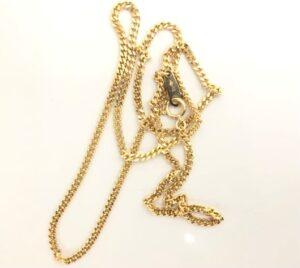 岡崎市にあるブランド品&金・プラチナ買取マート岡崎店で買取をした金という貴金属を使った喜平というネックレス