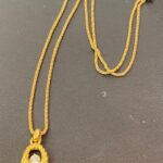 ブランド品&金・プラチナ買取マートパルネス前後豊明店で買取したk18ダイヤネックレス