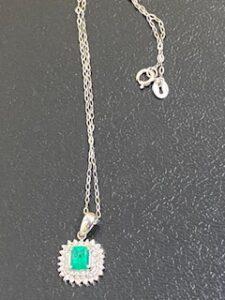 ブランド品&金・プラチナ買取マート岡崎店で買取した貴金属Pt900ネックレス