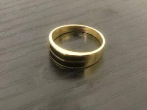ブランド品&金・プラチナ買取マート豊田青木店で買取した貴金属、18金リングです