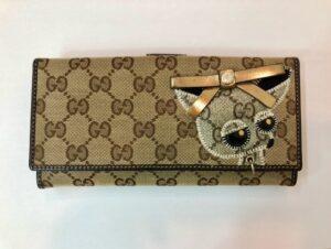 ブランド品&金・プラチナ買取マート豊明店で買取したグッチというブランドの長財布