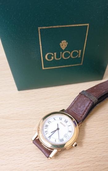 ブランド品&金・プラチナ買取マート岡崎店で買取したブランド品グッチ腕時計