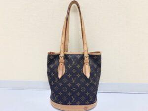 ブランド品&金・プラチナ買取マート豊田青木店で買取したルイヴィトンのバッグ