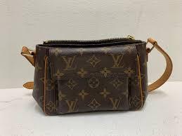 岡崎のブランド品&金・プラチナ買取マートで買取したルイ・ヴィトンというブランドのヴィヴァシテというバッグ