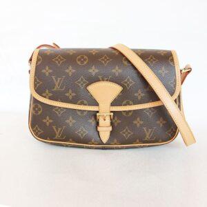 ブランド品&金・プラチナ買取マートで買取したルイヴィトン ソローニュのバッグ