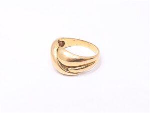 ブランド品&金・プラチナ買取マート碧南店で買取した18金製デザインリング