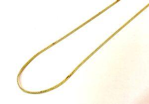 ブランド品&金・プラチナ買取マート豊明店で買取した18金製ネックレス