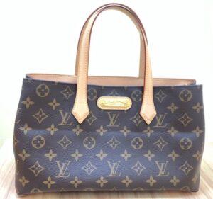 ブランド品&金・プラチナ買取マート岡崎店で買取したブランド品ルイヴィトンウィルシャーPMというハンドバッグ