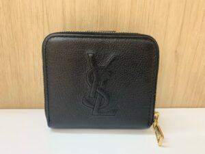 ブランド品&金・プラチナ買取マート豊田青木店で買取したブランド品サンローランの財布