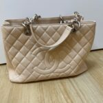 ブランド品&金・プラチナ買取マート豊田ギャザ店で買取したブランド品、シャネルのチェーントートバッグです