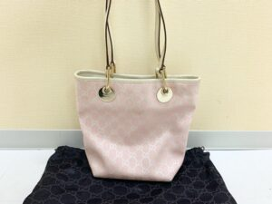 ブランド品&金・プラチナ買取マート豊田青木店で買取したグッチのバッグ