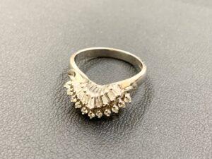 ブランド品&金・プラチナ買取マート豊田青木店で買取したプラチナ900のリング