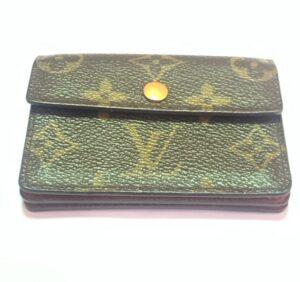 ブランド品&金・プラチナ買取マートパルネス前後豊明店で買取したルイヴィトンというブランドのポルトモネアコルデというミニ財布