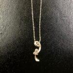 ブランド品&金・プラチナ買取マート豊田青木店で買取した貴金属:プラチナのネックレス