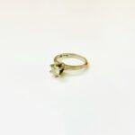 ブランド品&金・プラチナ買取マート豊田青木店で買取した貴金属:プラチナ850製ダイヤモンド付きリング