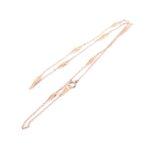 ブランド品&金・プラチナ買取マート碧南店で買取した18金製デザインネックレス