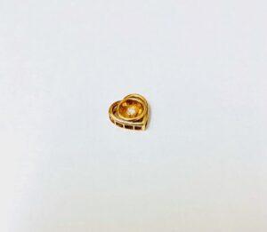 ブランド品&金・プラチナ買取マート岡崎店で買取した貴金属:18金製ペンダントトップ