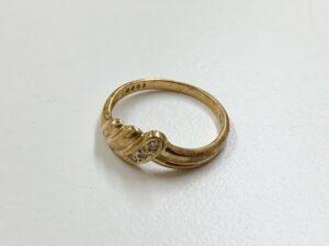 ブランド品&金・プラチナ買取マート豊田青木店で買取した貴金属18金のリング