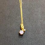 ブランド品&金・プラチナ買取マート豊田ギャザ店で買取した貴金属:18金ネックレス